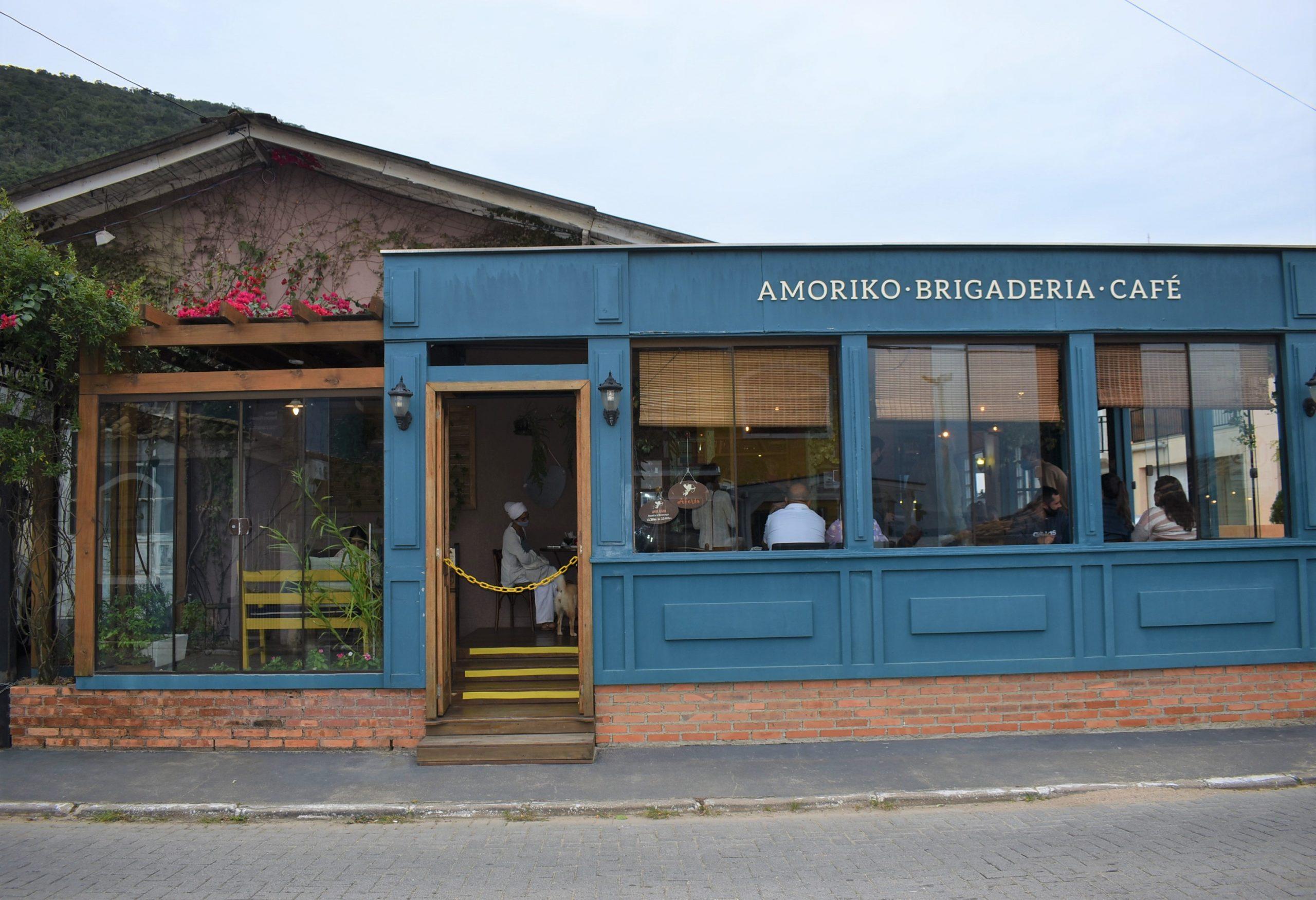 Amoriko – Brigaderia e Café – Ribeirão da Ilha