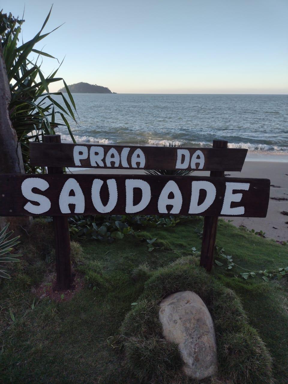 Praia da Saudade – Penha
