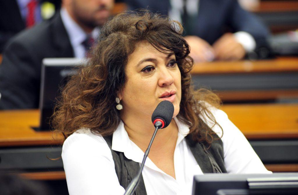 Deputada Federal, Christiane Yared. (Foto: Reprodução0.