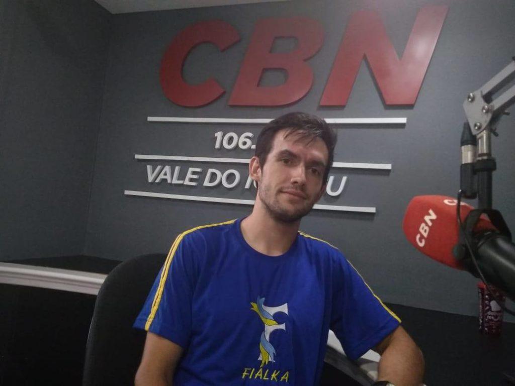 2019 02 12 Marcos Aurelio Balaban