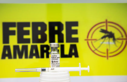 ***ARQUIVO 25.01.2018*** RIO DE JANEIRO,RJ,25.01.2018:VACINAÇÃO-CONTRA-FEBRE-AMARELA - Vacinação contra a febre amarela realizada no CMS Clementino Fraga, Zona Norte do Rio de Janeiro (RJ), nesta sexta-feira (26). . (Foto: Juranir Badaró/Futura Press/Folhapress)