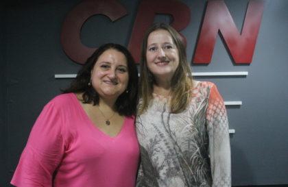 2019 03 16 Dulceli de Lourdes Tonet Estacheski e Silvia Regina Delong