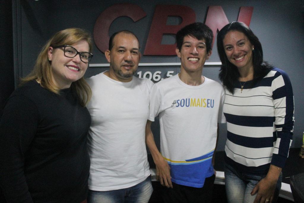 2019 03 23 CBN Linha Aberta - Especial Sindrome de down