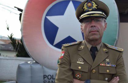 2019 05 09 Coronel Araujo PM SC