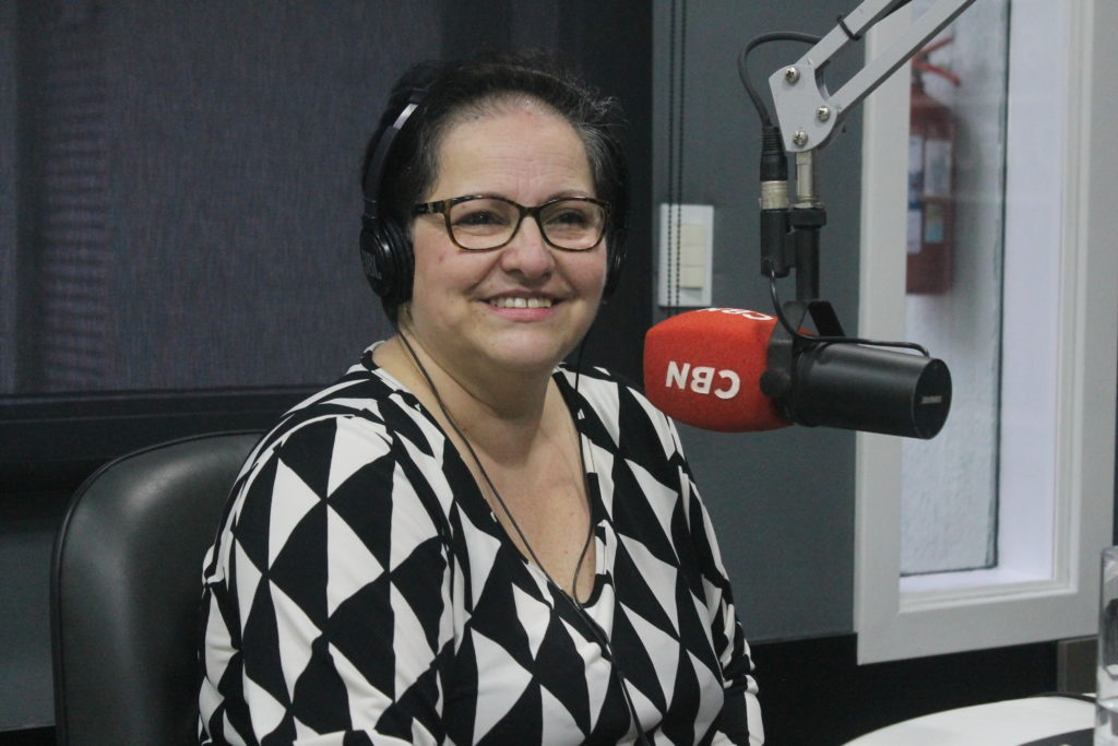 2019 05 11 CBN Linha Aberta - Maria Genoveva Bordingon