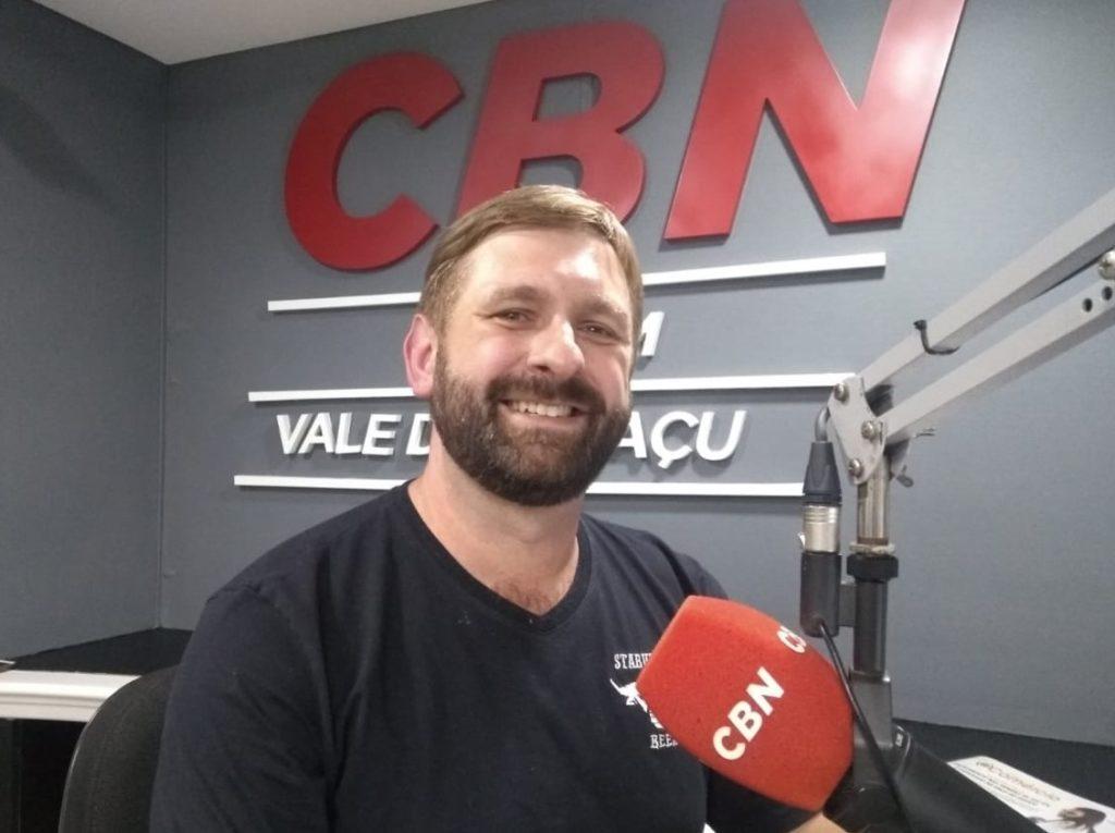 2019 11 05 CBN Linha Aberta - Marcelo Weiwanko