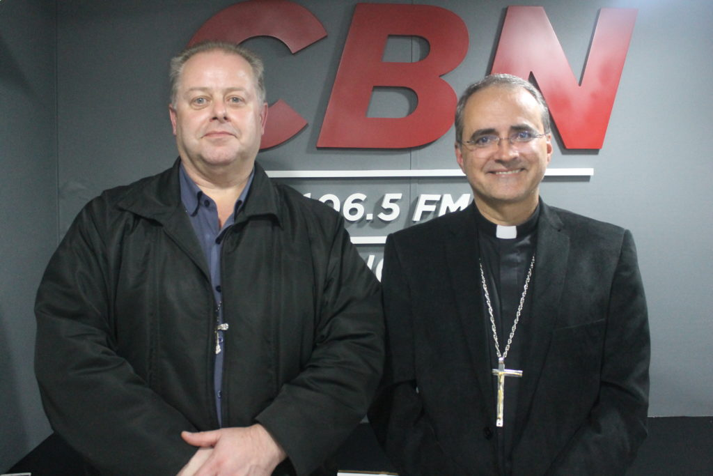 2019 06 22 CBN Linha Aberta - Bispo Dom Walter
