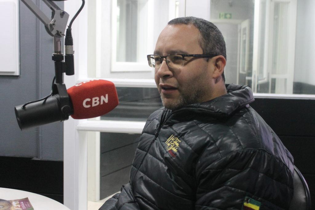 2019 07 06 CBN Linha Aberta - Claudinei de Paula Castilho