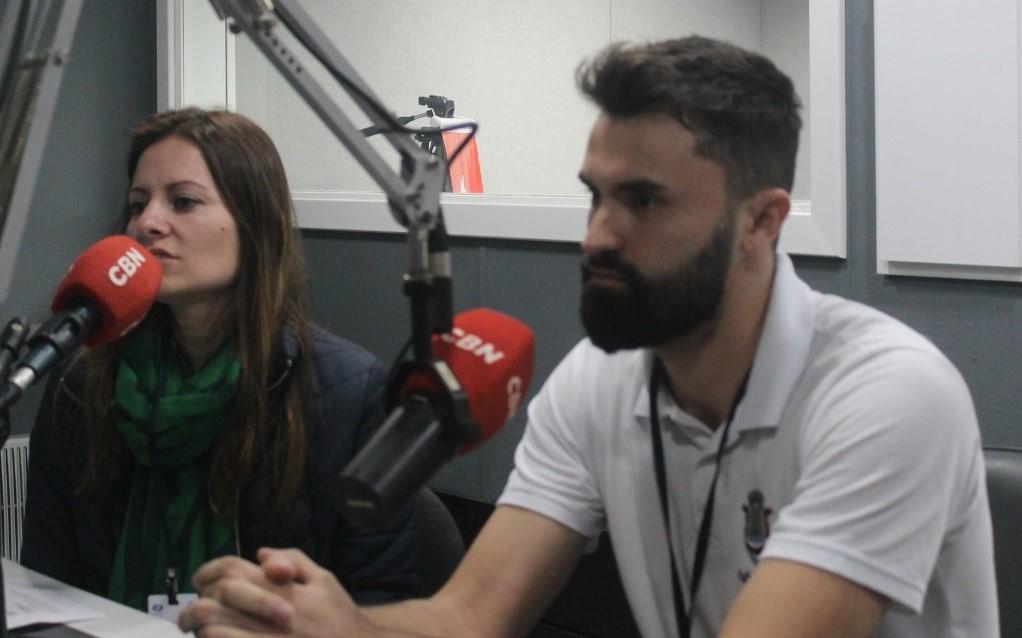 2019 08 08 Aline Bonete e Rafael Pereira