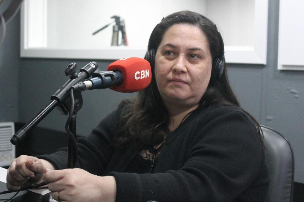 2019 08 24 CBN Linha Aberta - Carmen Ligia Gruner Lessing