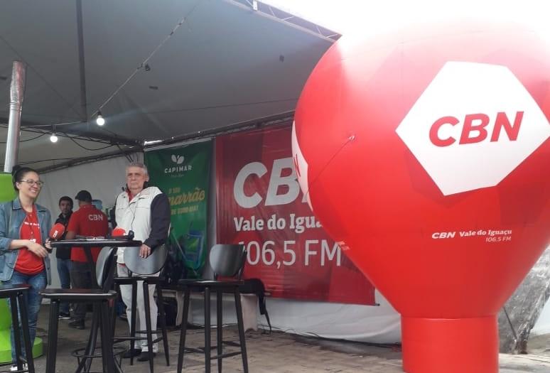 2019 09 14 CBN Linha Aberta - Dia do Gaucho