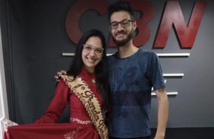 2019 10 10 Luana Klein Burtet e Kevin Klein