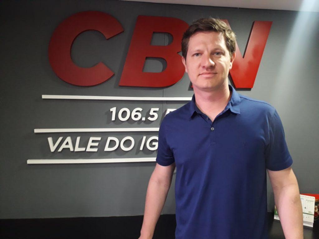 2019 12 21 CBN Linha Aberta - Santin Roveda