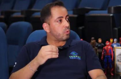Cbn entrevista - Daniel Moreira Junior