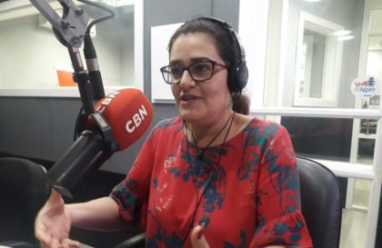 2020 02 01 CBN Linha Aberta - Angela Farah