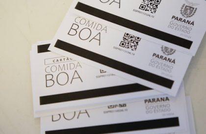11.05.2020 - Cartão Comida Boa. Foto Gilson Abreu