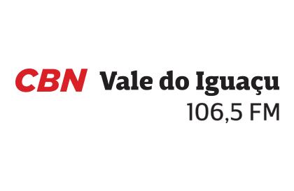 CBN Vale do Iguaçu - 106,5 FM