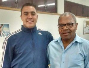 Jesse e Afonso Vítor de Oliveira