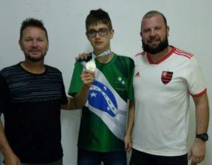 Fabio Straube, Rodrigo Kosteski e Cordovan Neto