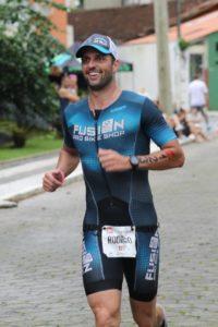 Rodrigo Tavares na competição. (Foto: Reprodução).