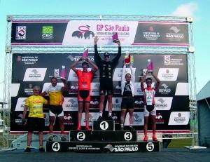 Ciclista Diego Gabrislosviski conquista GP São Paulo Internacional