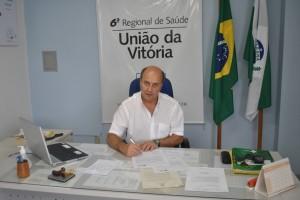 """""""Somente cirurgias eletivas custeadas pelo estado continuam normalmente"""", segundo o Dr. Ari Carneiro Júnior. (Foto: Jair Nunes)"""