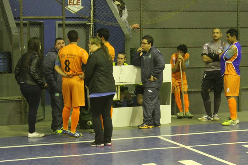 Final melancólico do Futsal de Porto União no Estadual - Vvale 80362c1fe9502