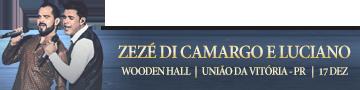 Show com Zezé di Camargo e Luciano