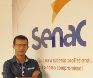 Agnaldo Camilo Monteiro, Gerente Executivo do Senac União da Vitória e São Mateus do Sul