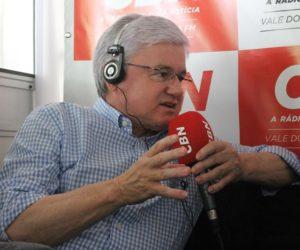 Secretário Chefe da Casa Civil do Paraná, Valdir Rossoni