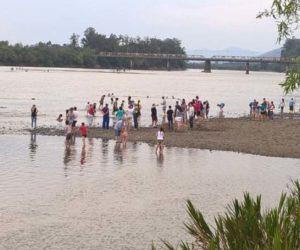 Sem chuva, nível do Iguaçu continua baixo: ontem, às 14 horas, o registro era de 1,62 metros, conforme o site da Copel