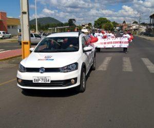União da Vitória lembra dia mundial de combate a Aids - Plantão CBN ... 37c4af86b1949