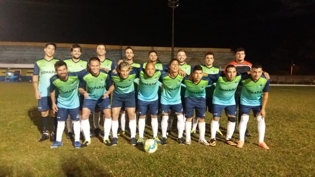 JOGOS DO SESI  Somapar vence na abertura do futebol de campo - Esportes -  Vvale ff495b2ef3752