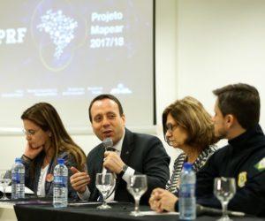 A PRF e a ONG Childhood Brasil lançam a Cartilha Mapear - Marcelo Camargo/Agência Brasil
