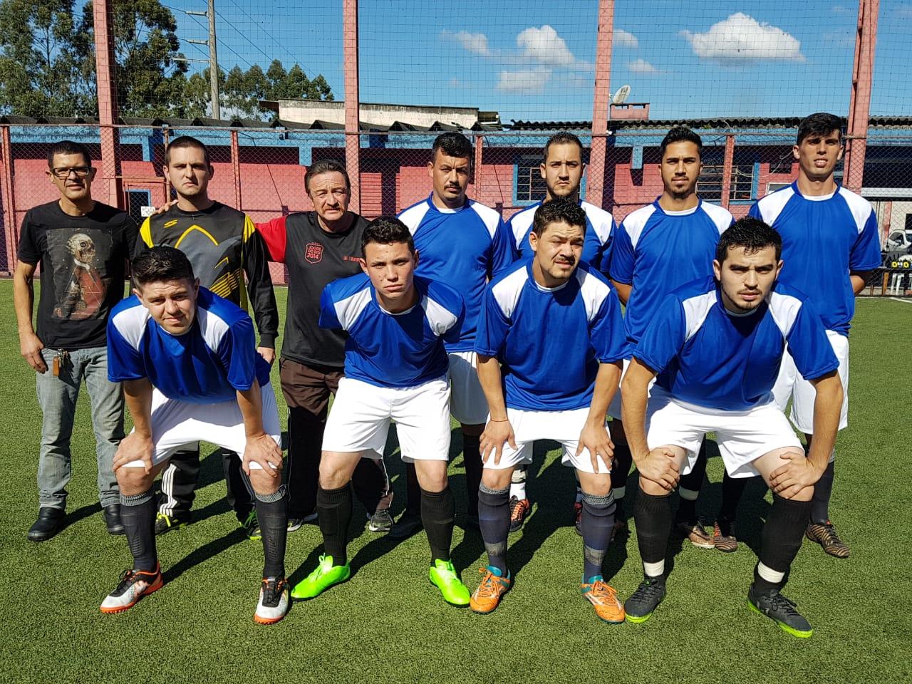 JOGOS DO SESI  Novacki e Pormade avançam a semifinal do futebol sete livre  - Esportes - Vvale e033cfab4c6e9