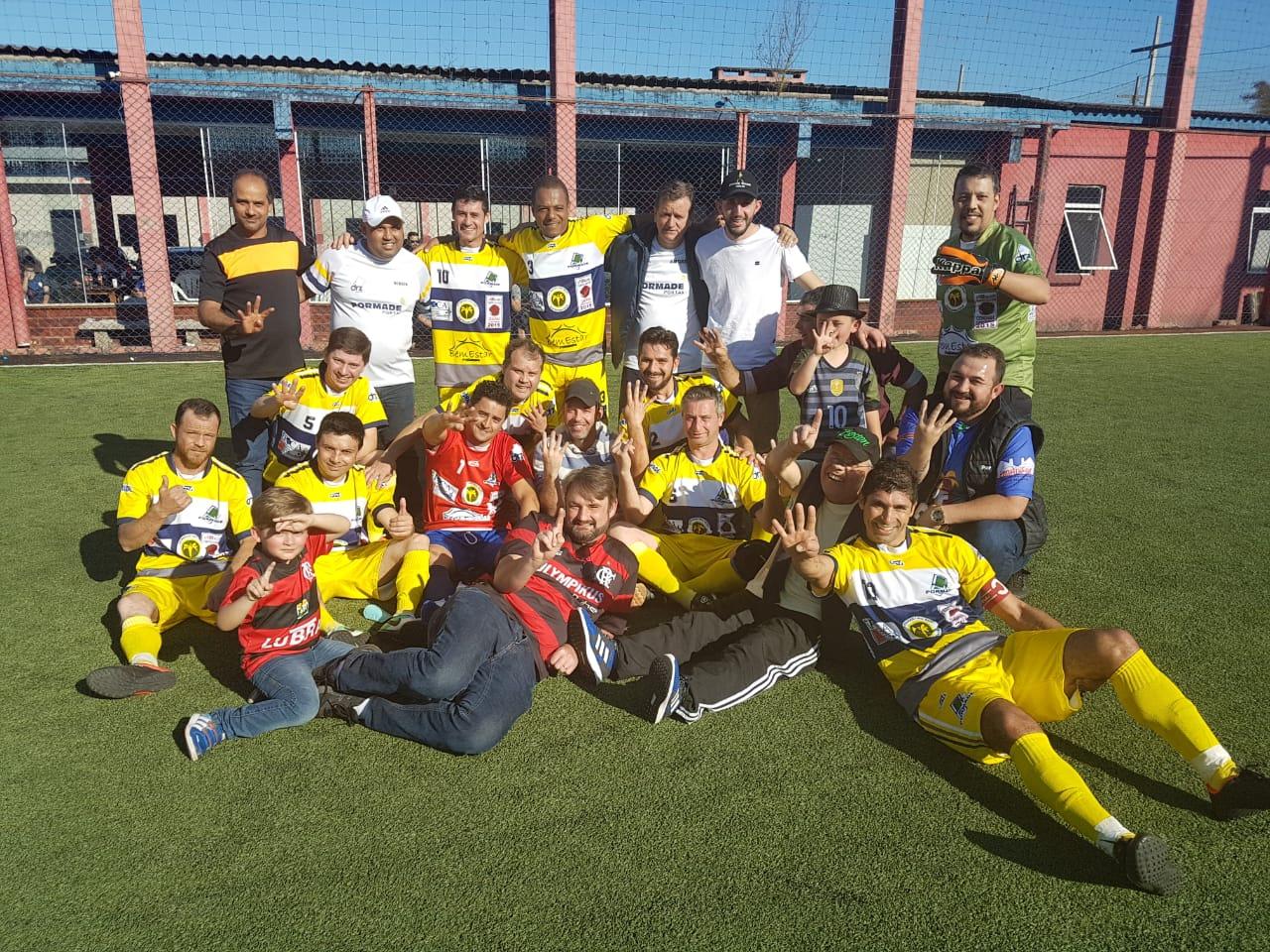 JOGOS DO SESI  Pormade é campeã do futebol sete máster - Esportes ... 7f3ffac7c1ffe
