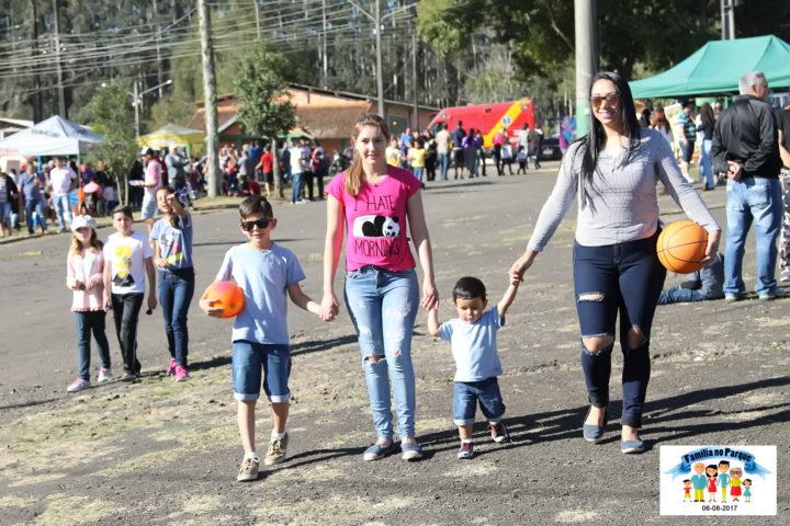 O Família no Parque chega a sua décima edição. (Foto: Reprodução).
