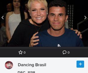 Com dinheiro vindo da panfletagem e com contatos, Marcos tem agenda para 2019: programas da Xuxa e da Fátima Bernardes