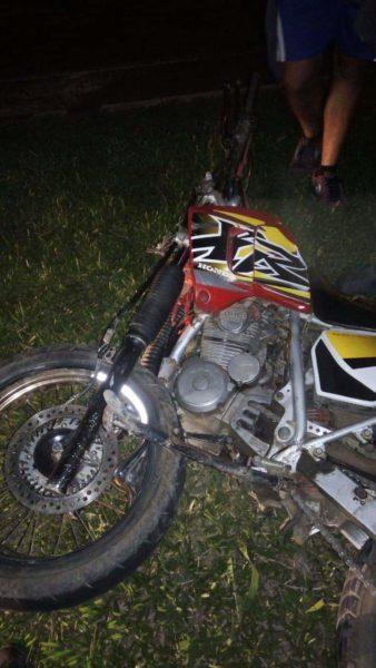 acidente-moto-caminhonete-br153 (2)