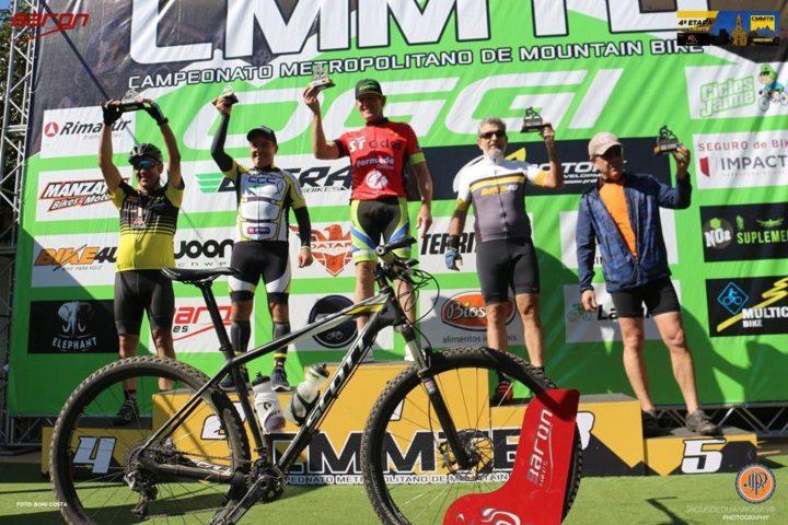 Gilberto Engroff no 1º Lugar categoria Sport expert. (Foto: Reprodução).