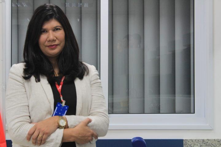 Para Paula Perizollo, harmonia entre todos os cursos do Senac garante inclusão