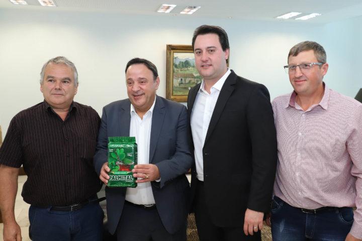 O Estado vai incentivar o desenvolvimento do cultivo da planta que pode ser o propulsor de diversas iniciativas (Foto: Agência de Notícias do Paraná).