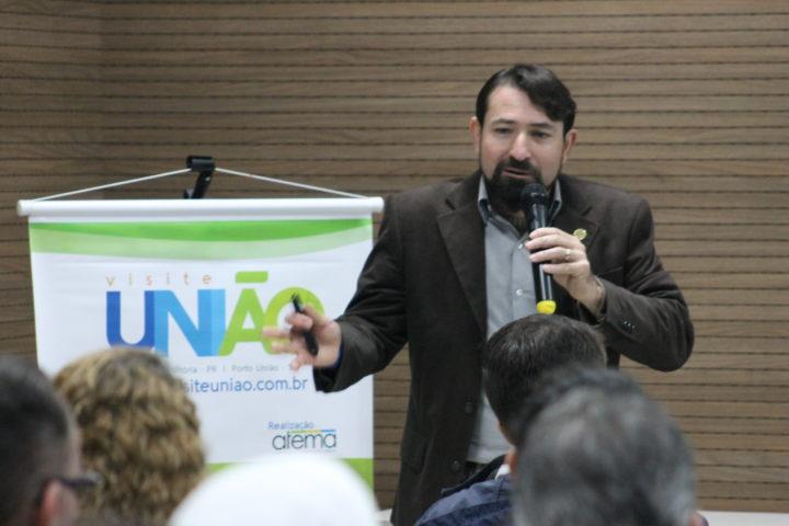 Wilson Miguel apresentou alternativas para fomentar o setor do turismo
