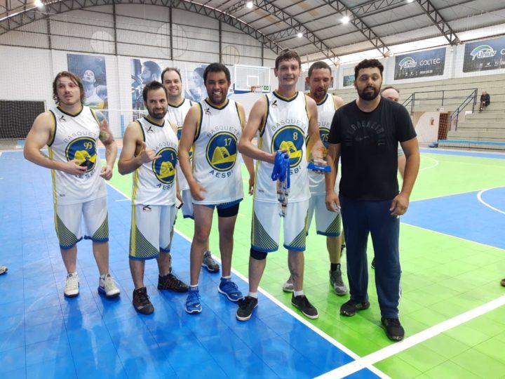 Sanepar, campeã do basquete