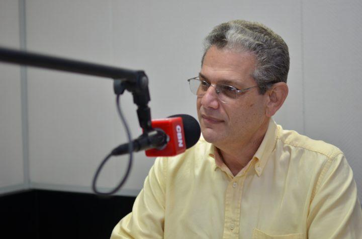 Ex-prefeito de Maringá, Silvio Barros ministra palestra no evento (Foto: Reprodução).