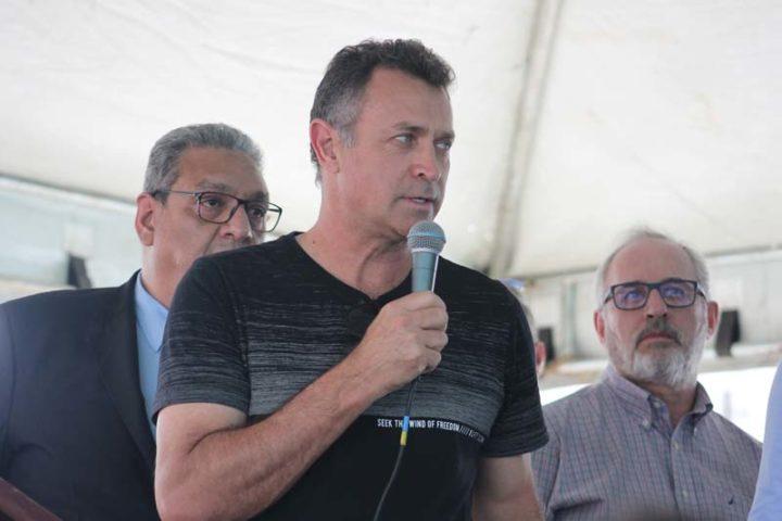 Ricardo Sass, presidente da Câmara de Vereadores de União da Vitória