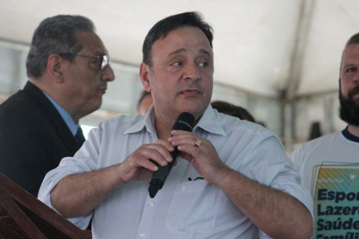 Deputado Hussein Bakri, líder do Governo na Assembleia Legislativa do Paraná