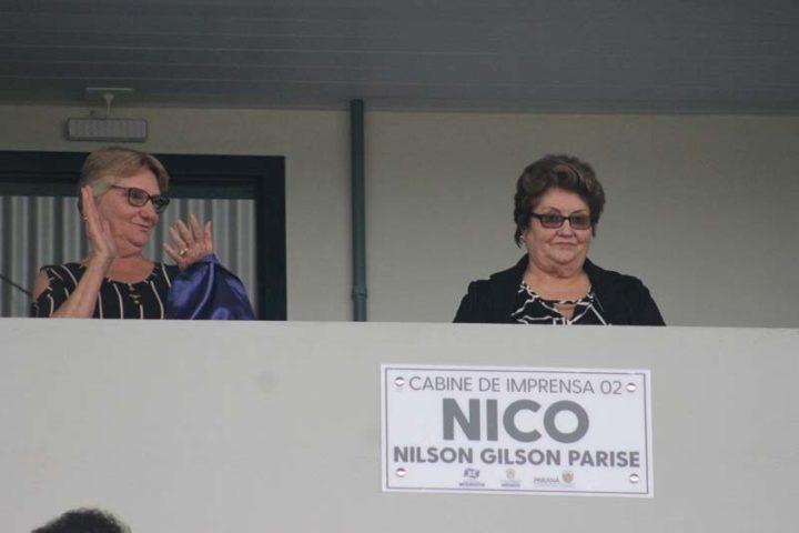 Familiares de Nico Parise