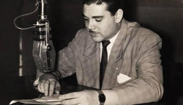 Heron Domingues foi apresentador do Repórter Esso por 18 anos