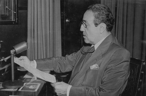Roquette Pinto é considerado o pai do rádio brasileiro (Fotos: Reprodução).